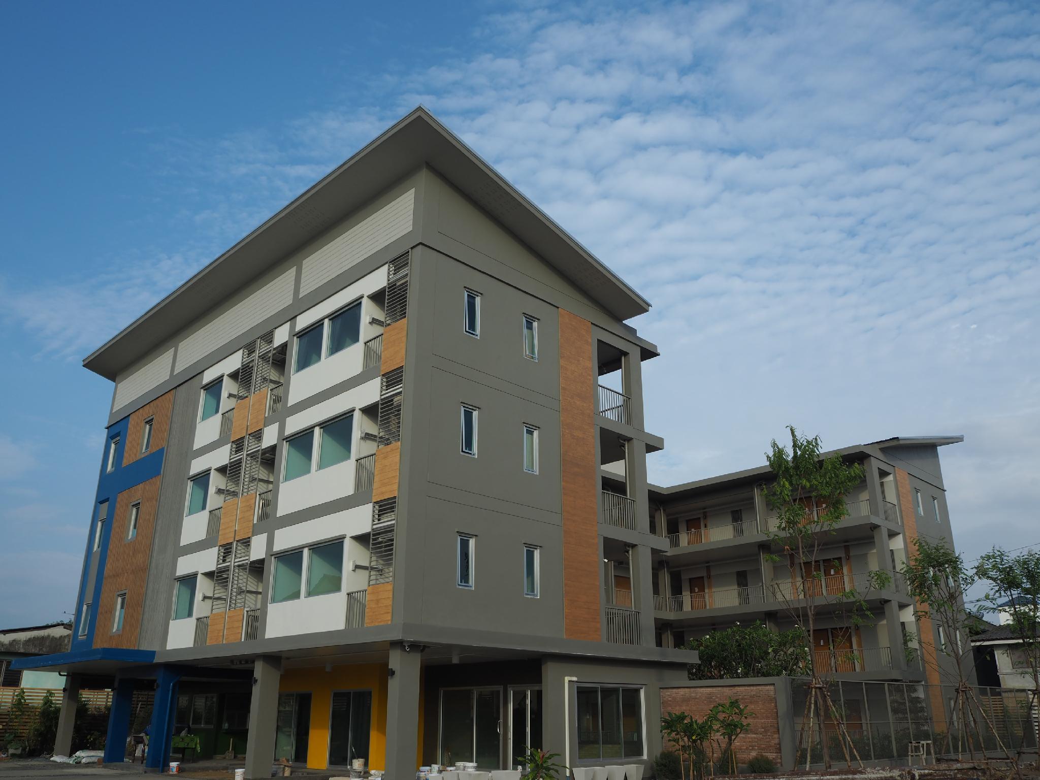 Thipwichai Apartment, Muang Samut Prakan