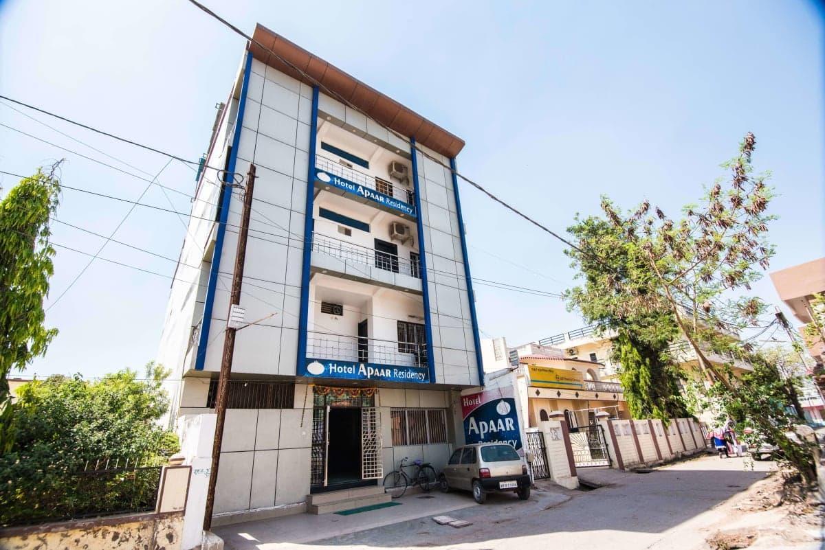 Hotel Apaar Residency, Satna