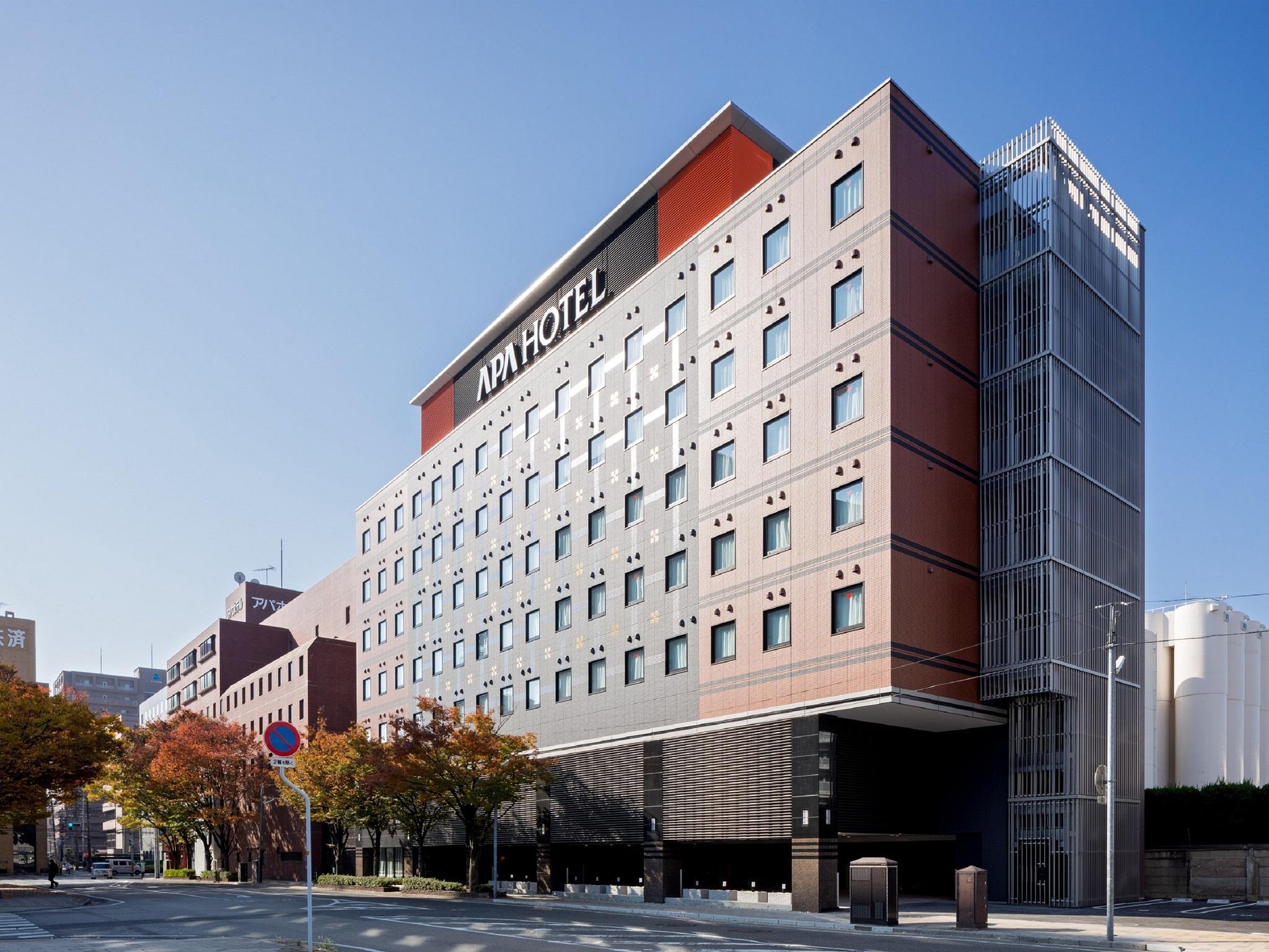 APA Hotel Okayamaekimae, Okayama
