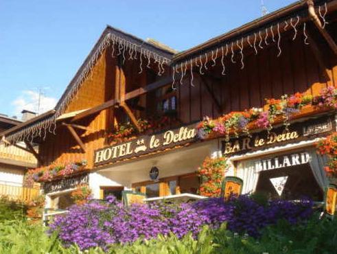 Hôtel et Spa Le Delta
