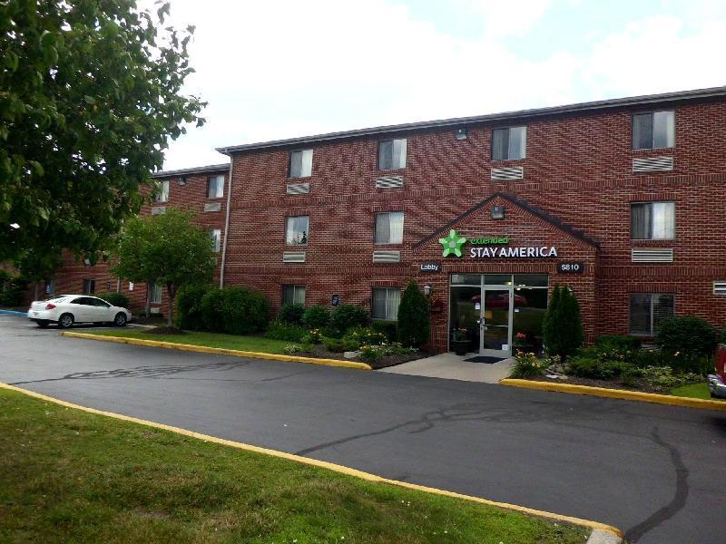 韋恩堡北美國長住飯店