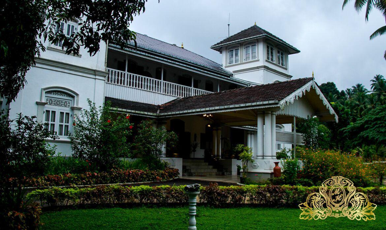 Manor House, Harispattuwa