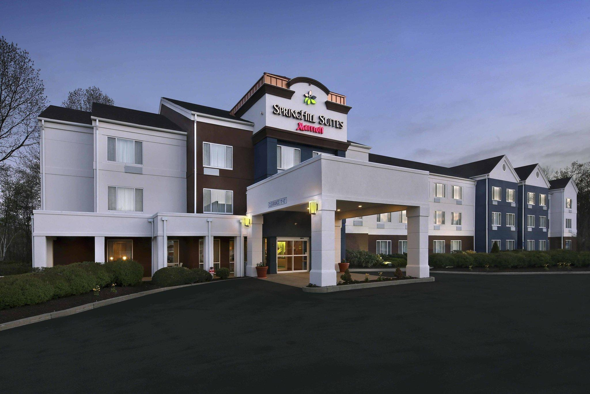 SpringHill Suites Mystic Waterford, New London
