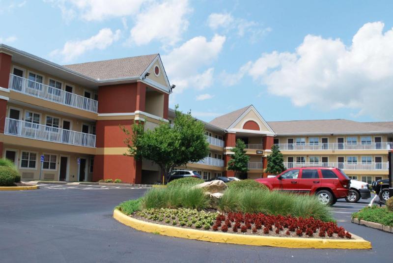 聖路易斯 - 韋斯特波特 - 東拉克蘭德路美國長住飯店