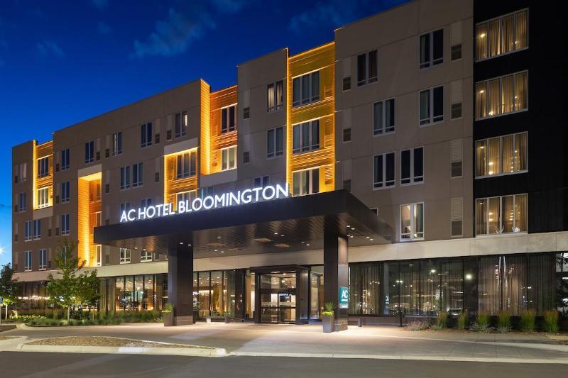 布盧明頓美國購物中心萬豪AC飯店