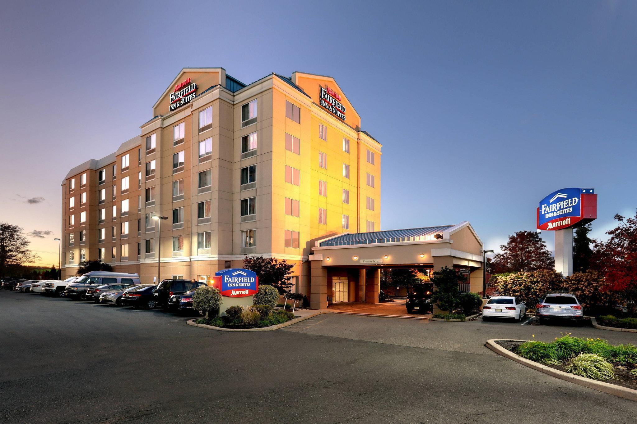 Fairfield Inn & Suites Woodbridge, Union