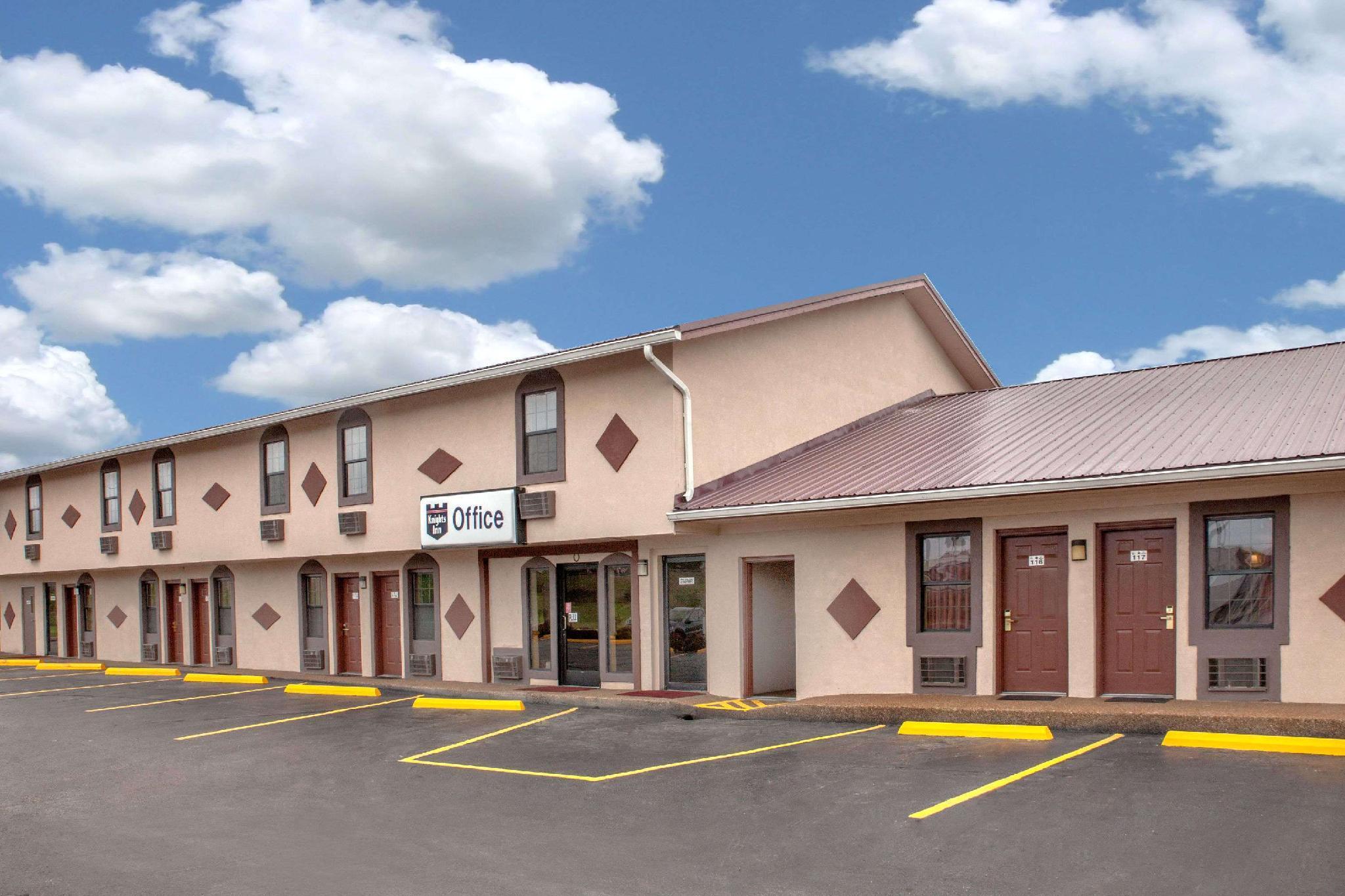 Knights Inn - Wildersville, TN, Henderson