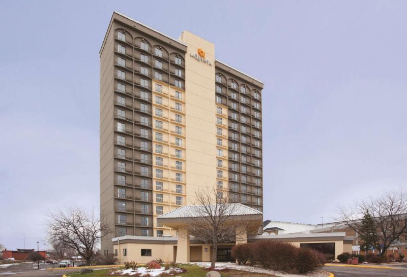 明尼阿波利斯布隆明頓西溫德姆拉昆塔套房飯店