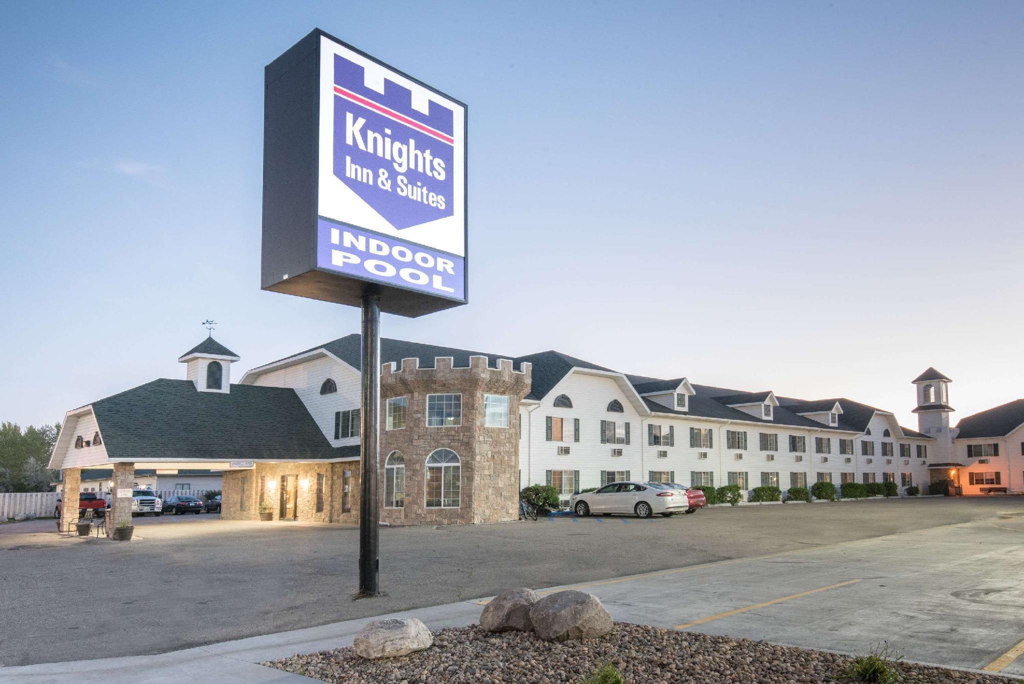 Knights Inn - Grand Forks, ND, Grand Forks