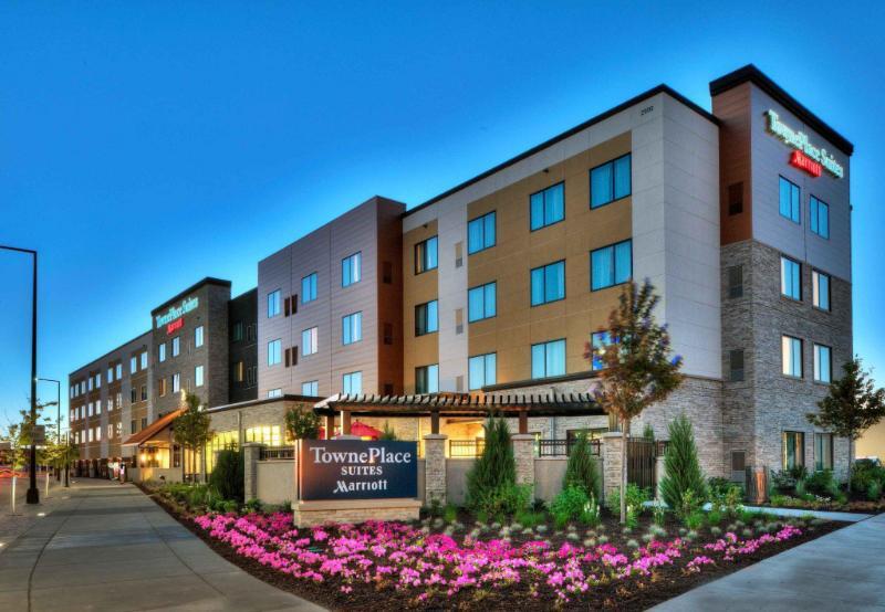明尼阿波利斯萬豪湯普雷斯飯店-近美國購物中心