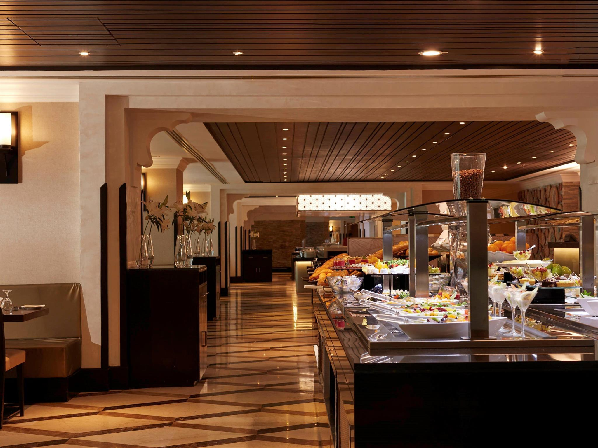 ZamZam Pullman Makkah Hotel
