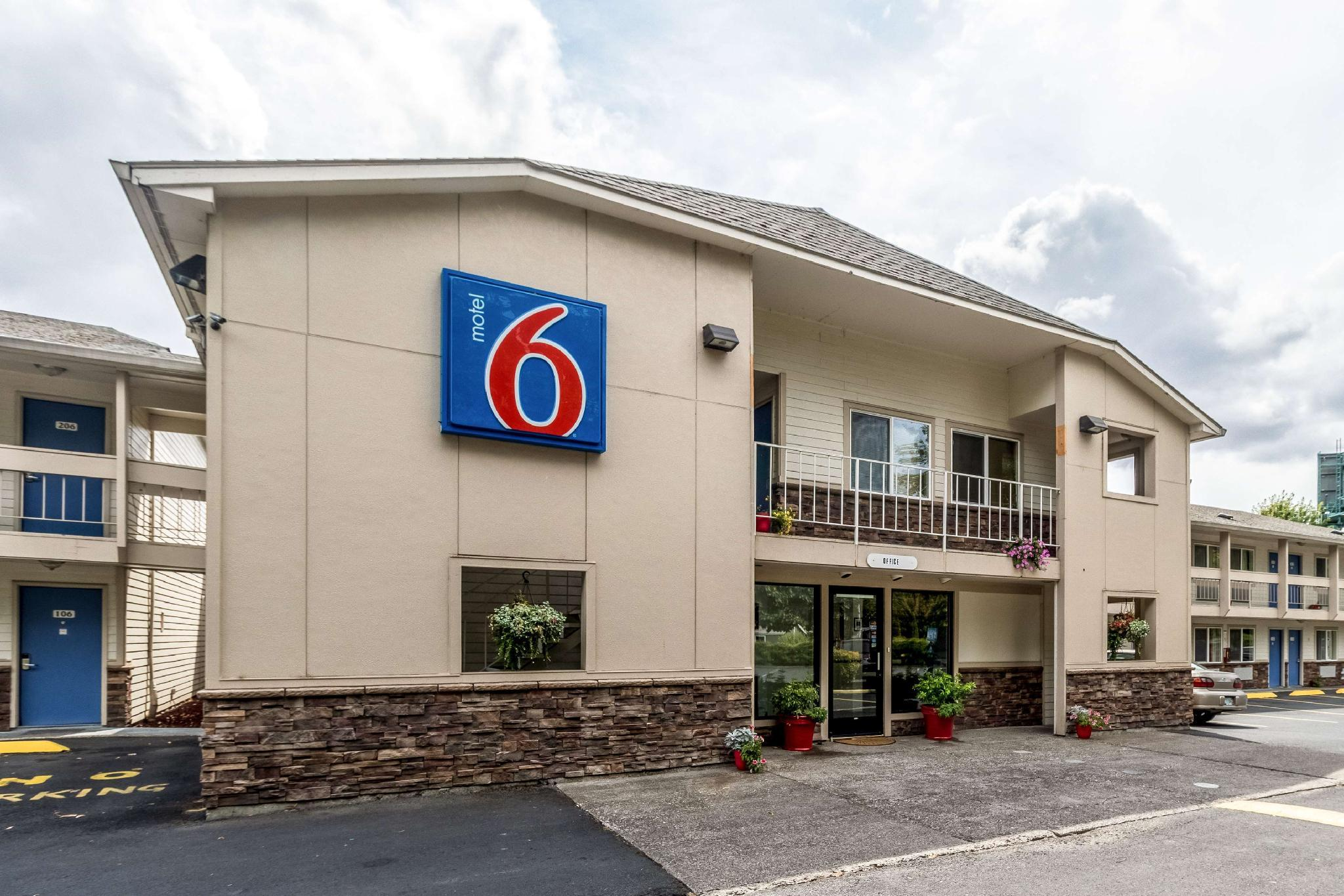 Motel 6 McMinnville, Yamhill