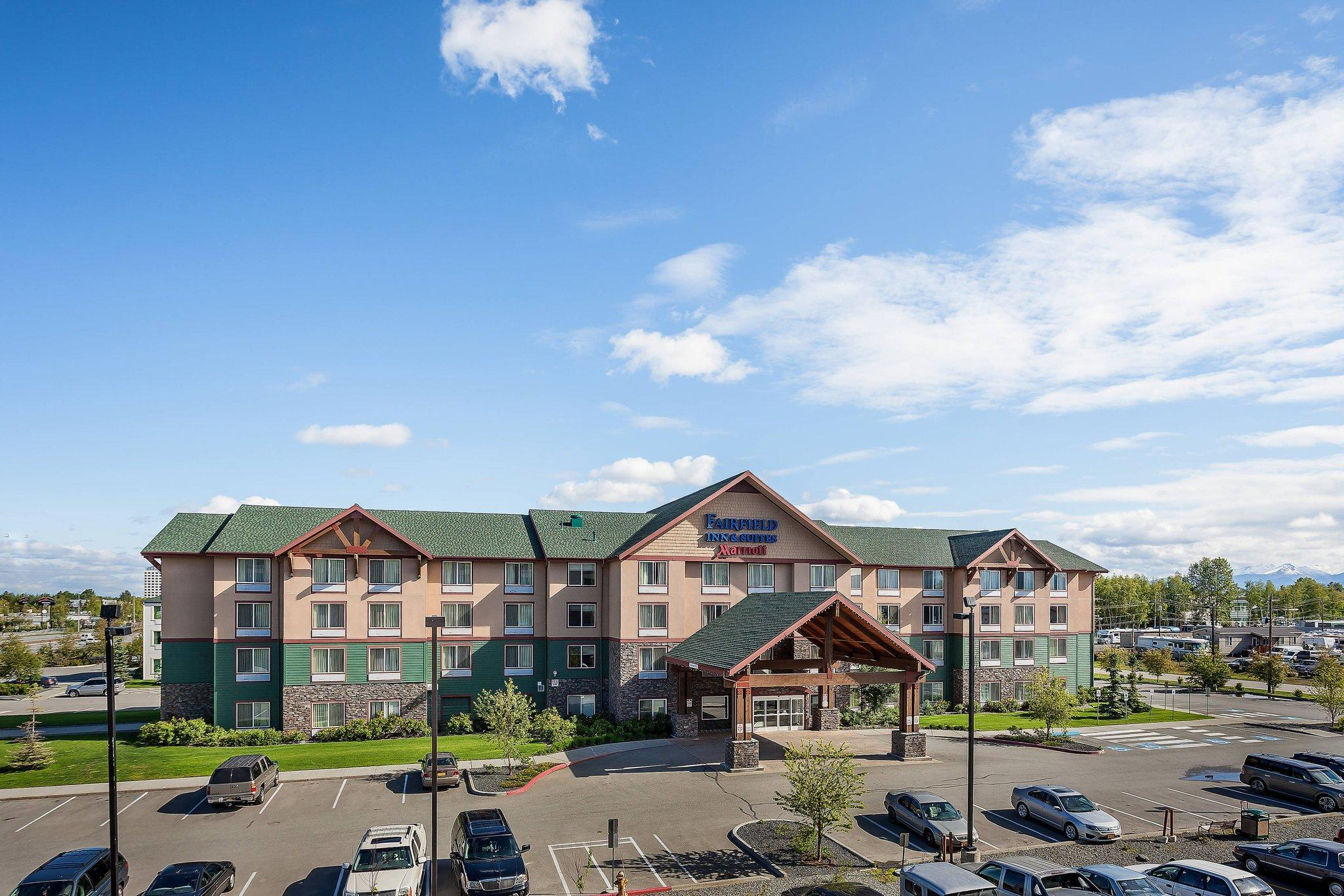 Fairfield Inn & Suites Anchorage Midtown, Anchorage