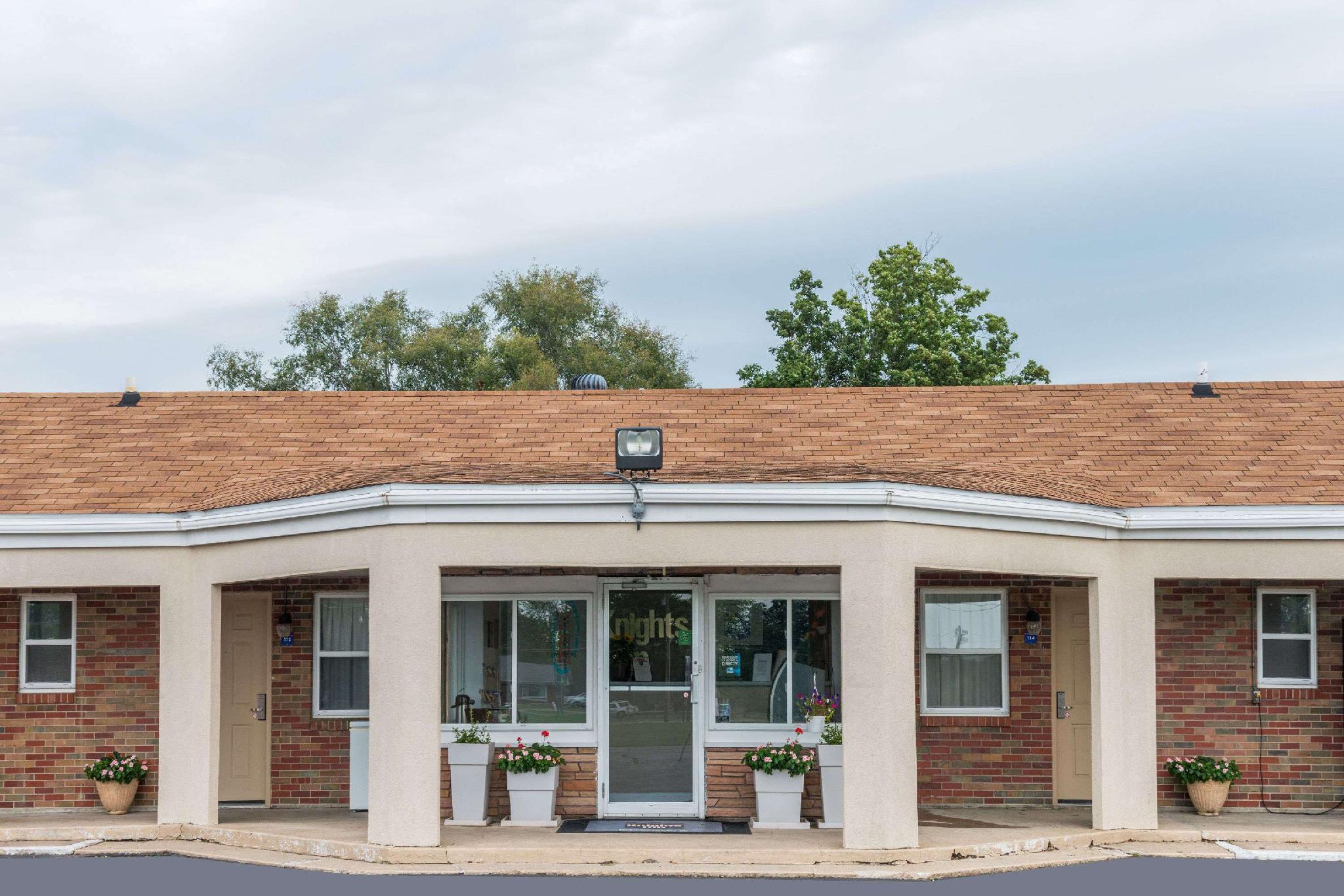 Knights Inn - Pittsfield, IL, Pike