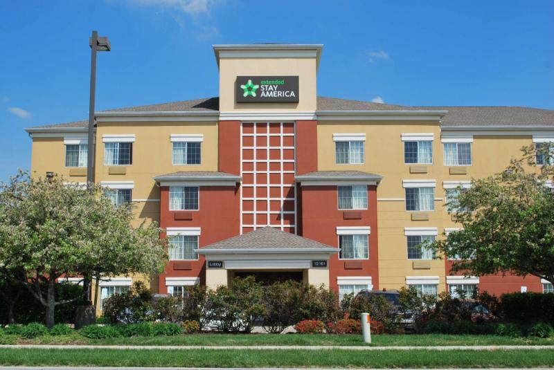 聖路易斯 - 韋斯特波特中心美國長住飯店