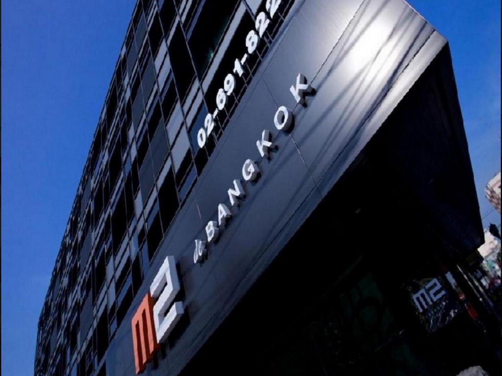 M2 デ バンコク ホテル6