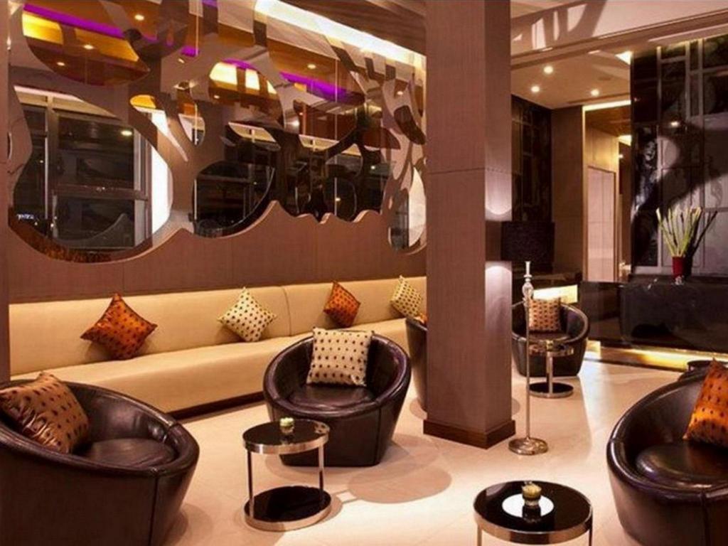 M2 デ バンコク ホテル1