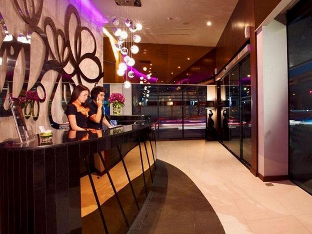 M2 デ バンコク ホテル2