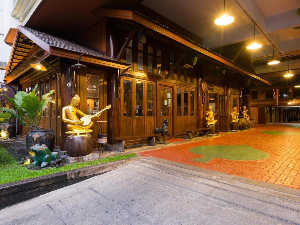 トゥルー サイアム ホテル7
