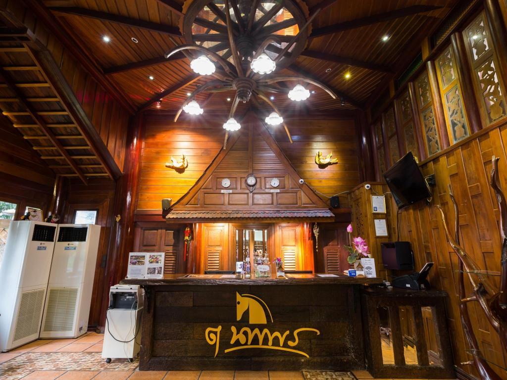トゥルー サイアム ホテル8
