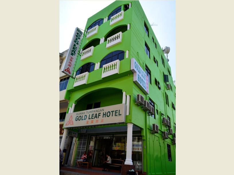 Gold Leaf Hotel, Kota Melaka