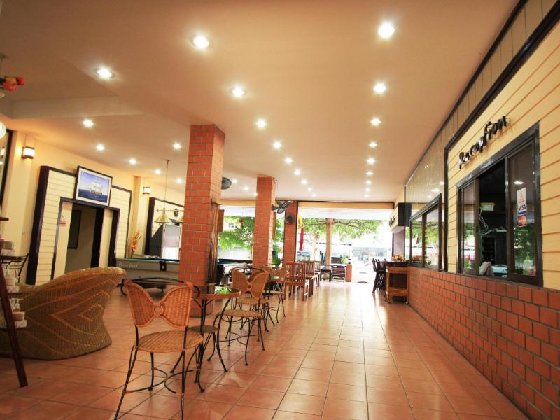 暹芭木屋飯店