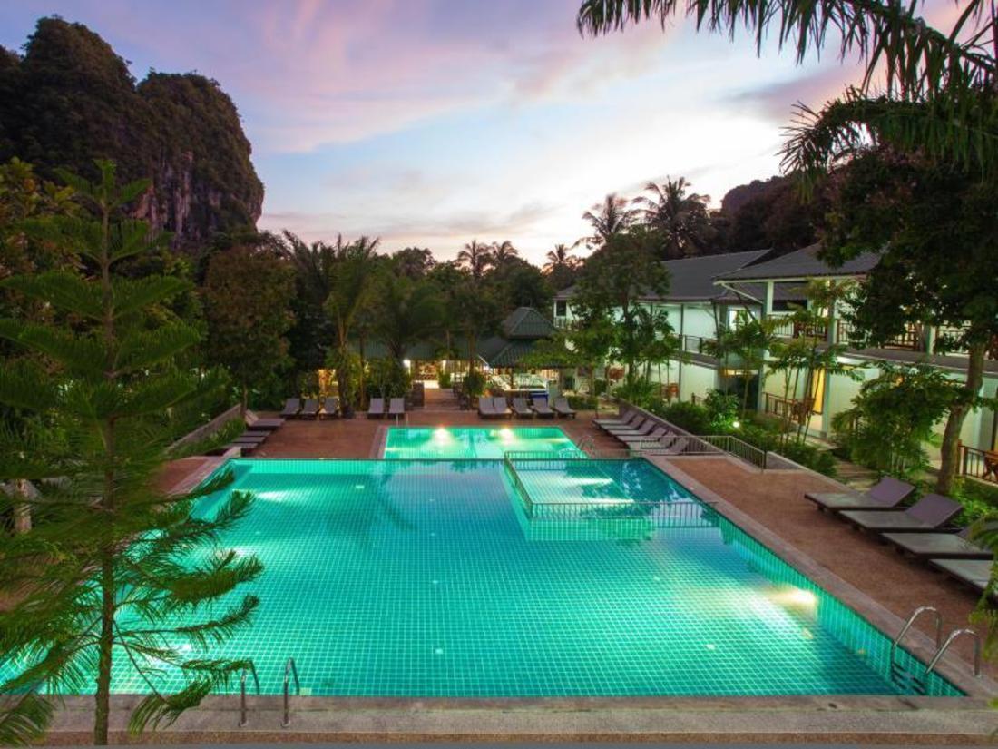 Best Price on Dream Valley Resort in Krabi  Reviews