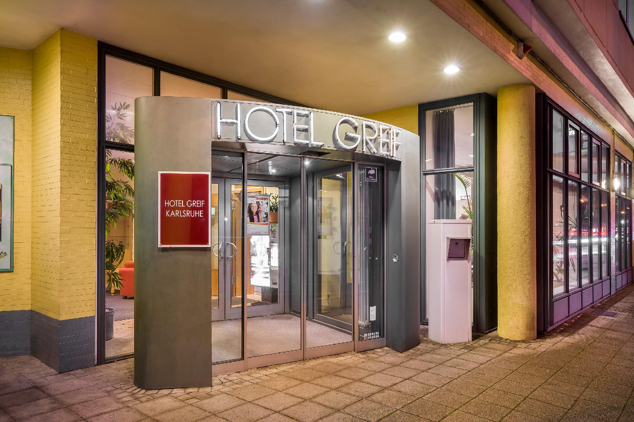 Hotel Greif, Karlsruhe