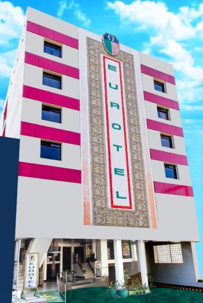 碧瑤Eurotel飯店