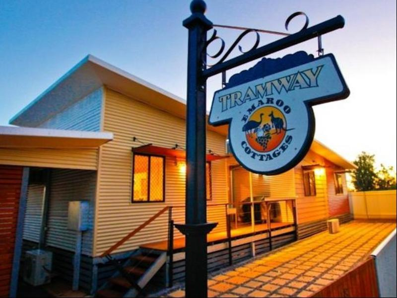 Emaroo Cottages, Broken Hill