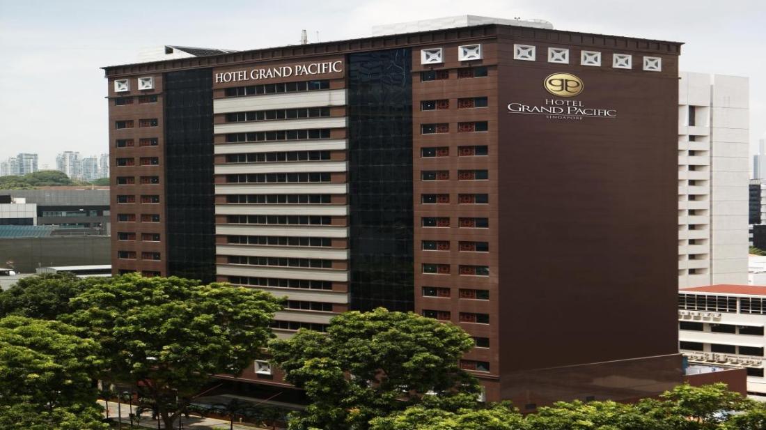 Hotel Grand Pacific Singapore Singapore Agoda Com