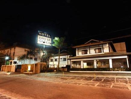 Hotel Ilhas da Grecia, Guarujá