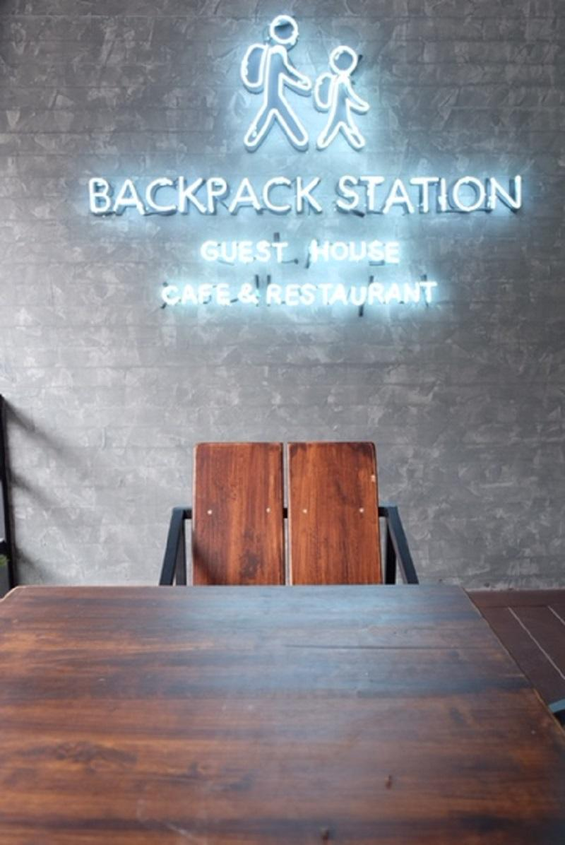 BACKPACK STATION, Wattana