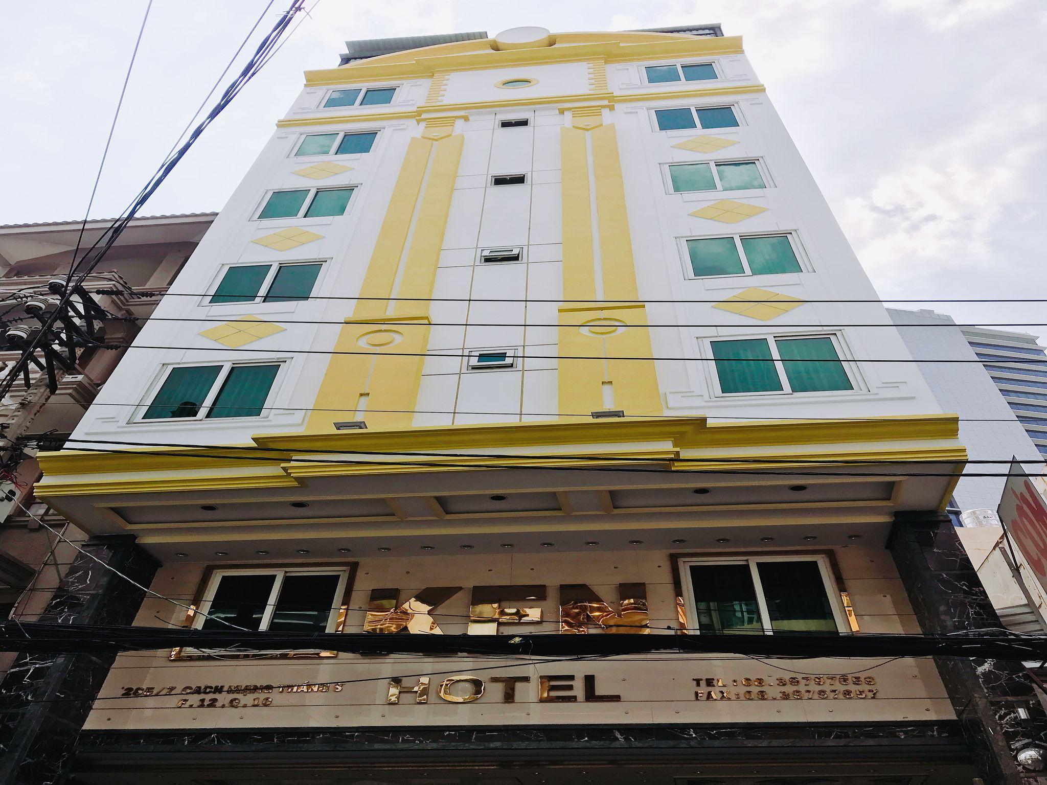 Ken Hotel, Quận 10