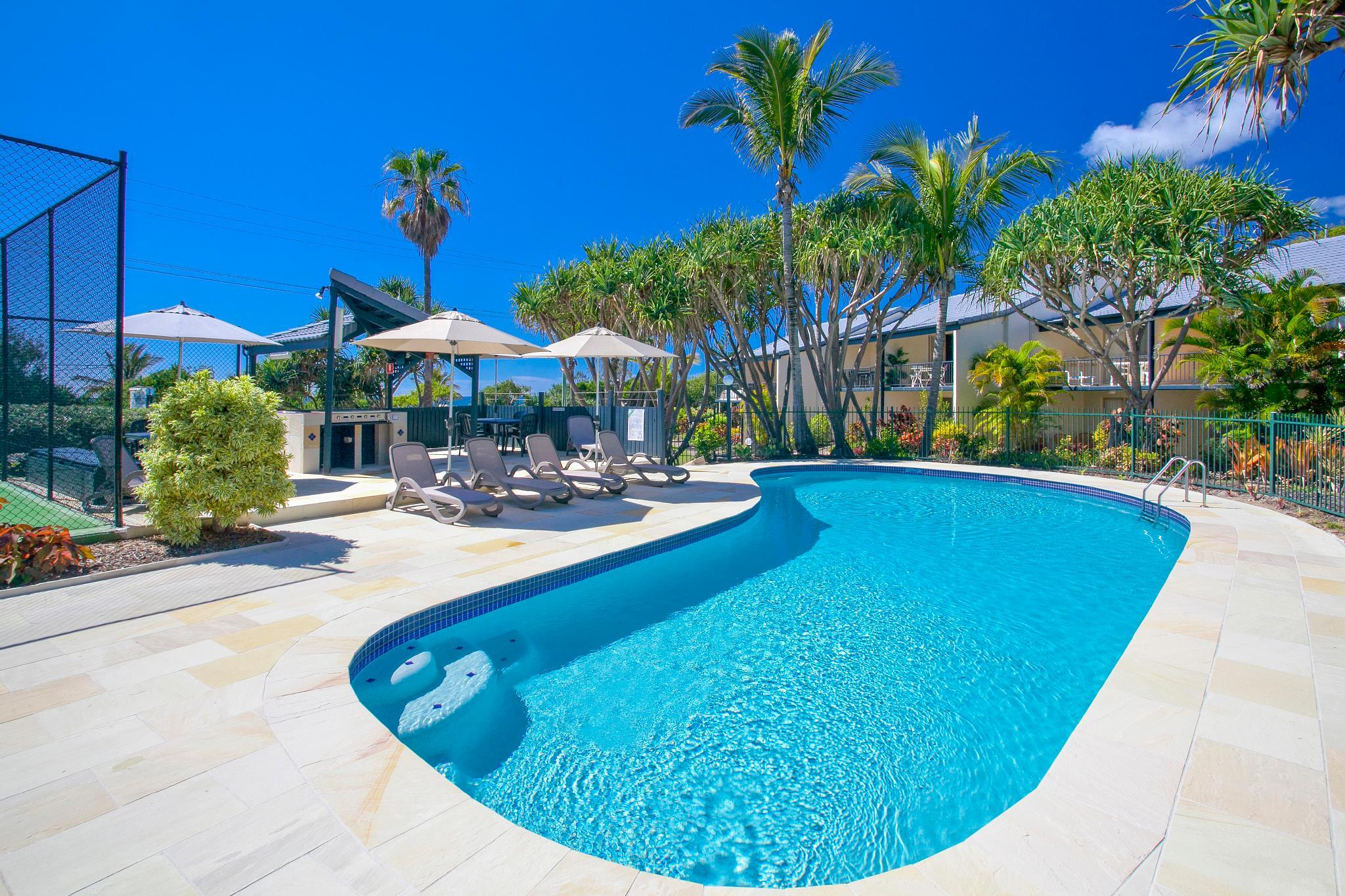 Beach Breakers Resort, Noosa - Sunshine-Peregian