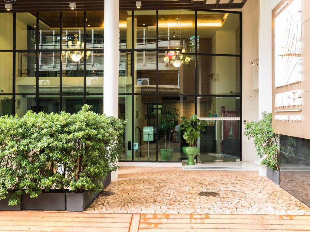 アンバー ブティック ホテル シーロム15