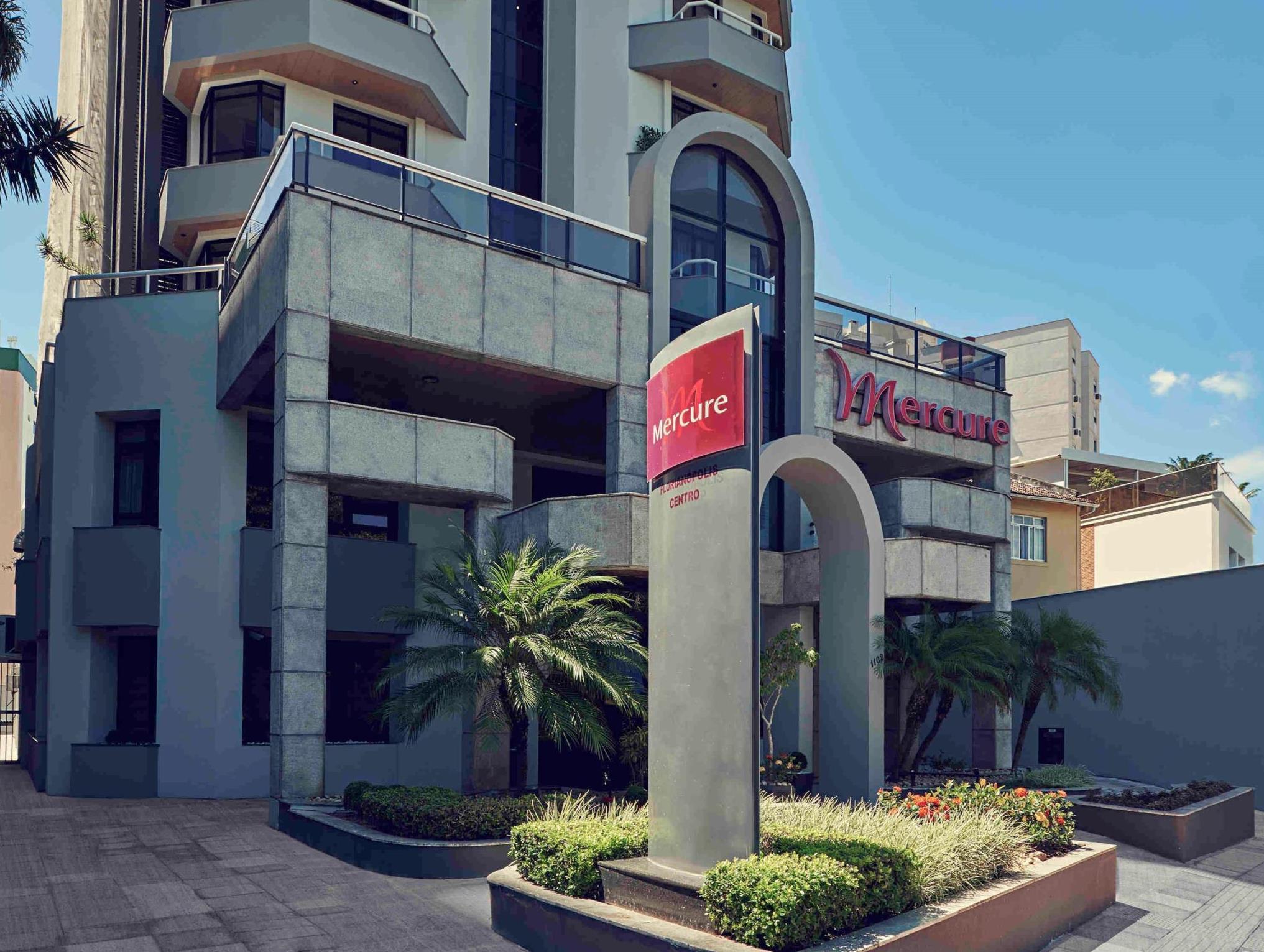 Mercure Florianopolis Centro Hotel, Florianopolis