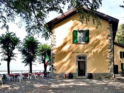 Ristorante Hotel Falchetto, Como