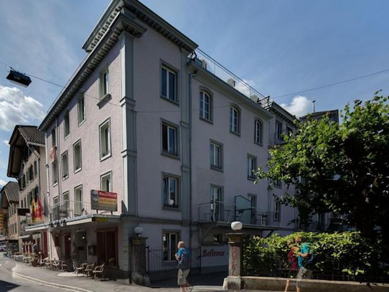 阿爾卑小屋青年旅館