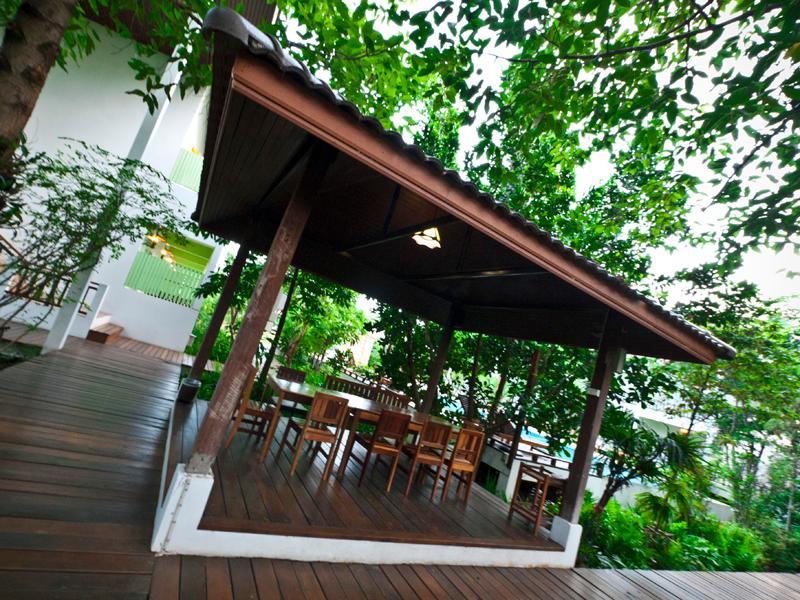 Tree House Hotel, Muang Si Sa Ket