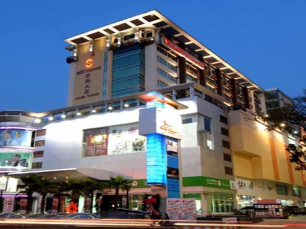 スニー グランド ホテル & コンヴェンション センター9