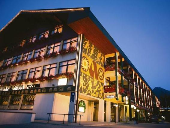 Alpenland Sporthotel St. Johann/Pg