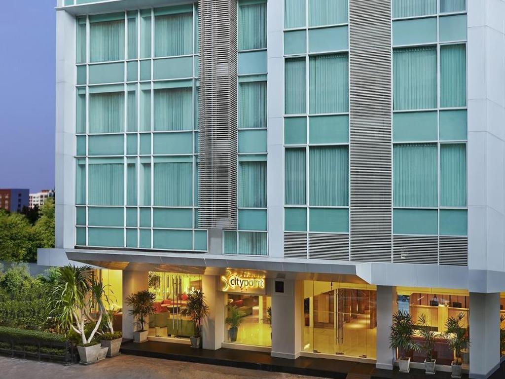 シティポイント ホテル1