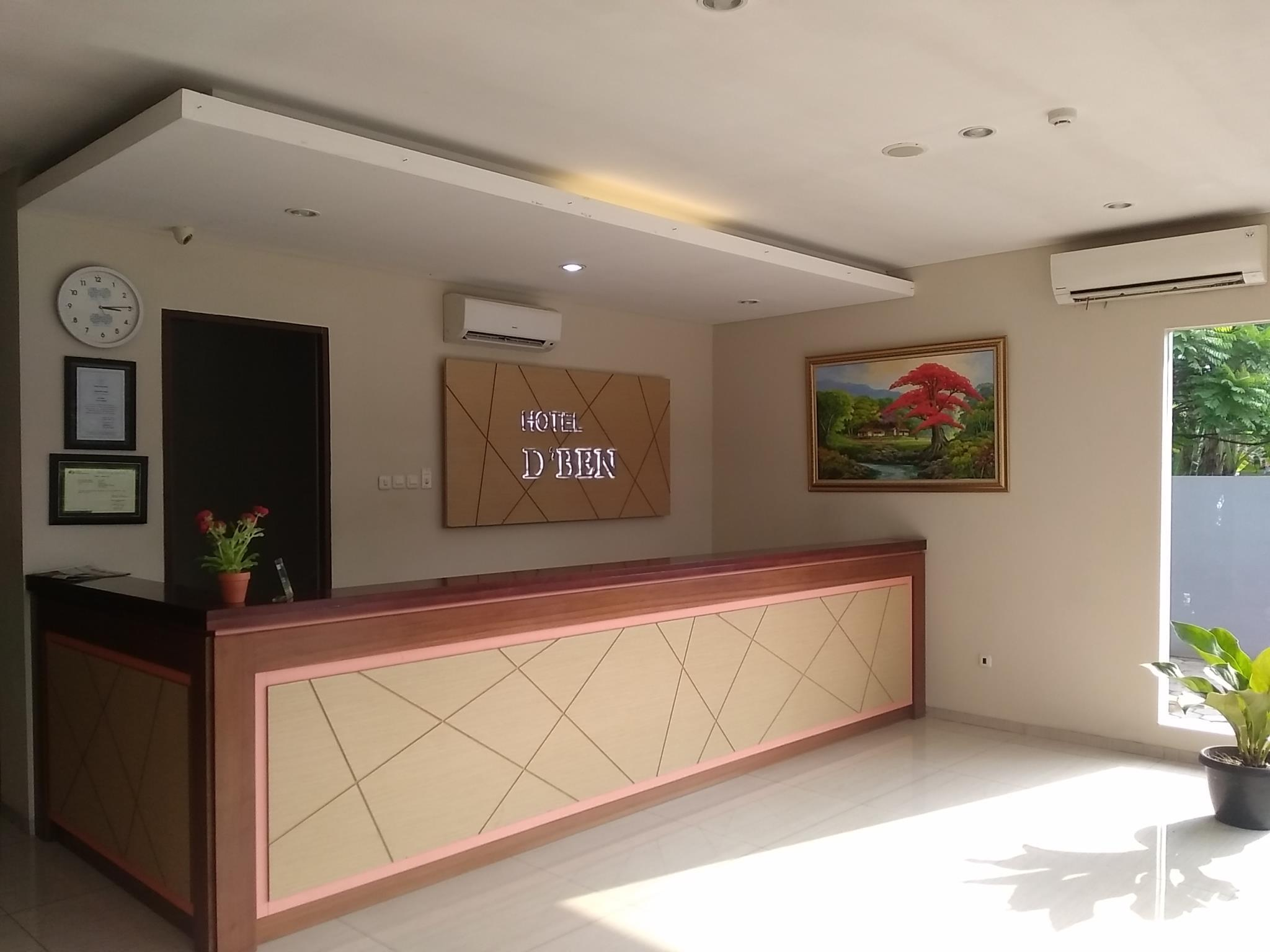 Hotel D'Ben, Banyumas