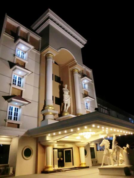 巴布亞高級飯店