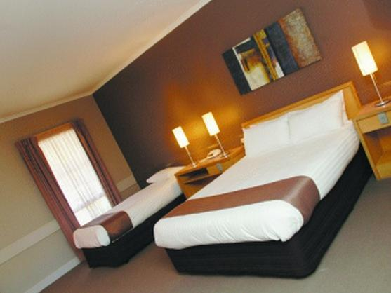 Caledonian Hotel Motel, Campaspe - Echuca