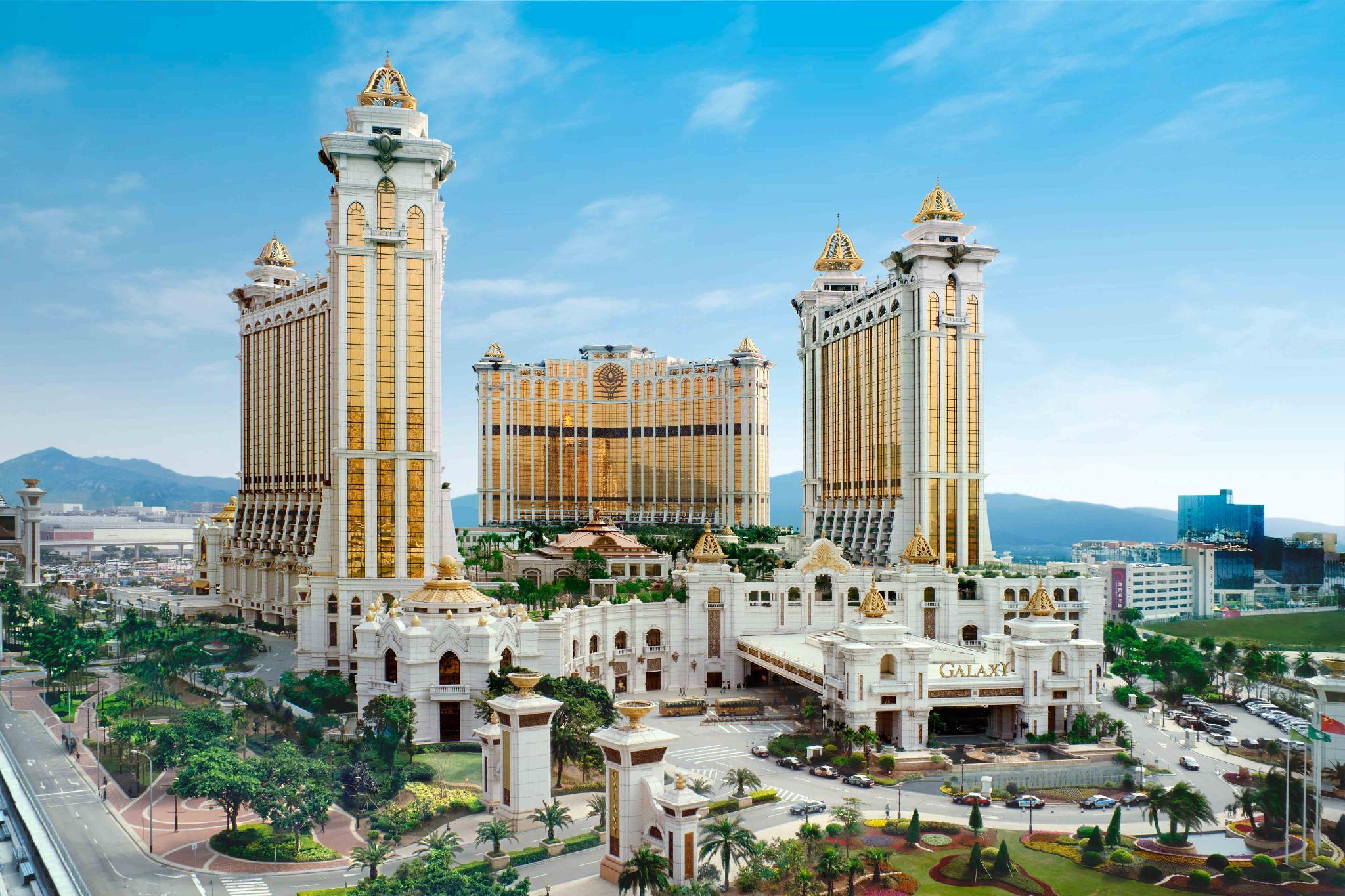 Galaxy Macau,Macau Orient Golf Club