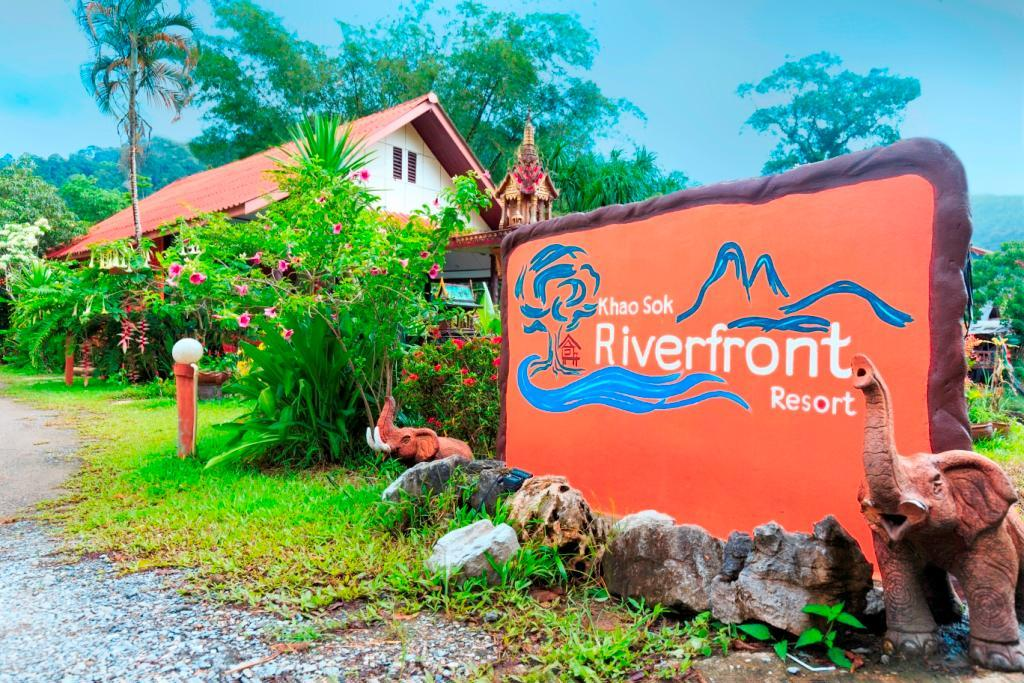 Khao Sok Riverfront Resort, Phanom