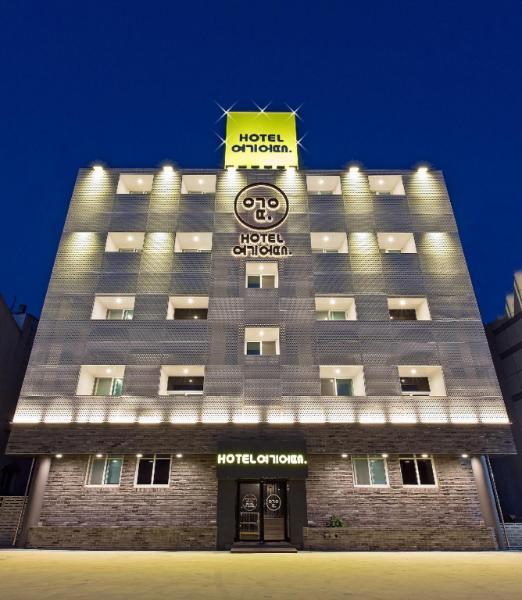 鏡浦尤古特飯店