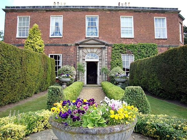 Dovecliff Hall Hotel, Derbyshire